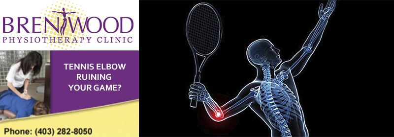 Tennis Elbow Ruining your game? Get back on the court golfers elbow tendonitis treatment rehab rehabilitation