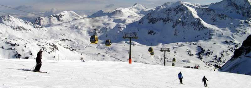 ski winter safe safety calgary mountains skiing skier pre season condition exercise knee knees