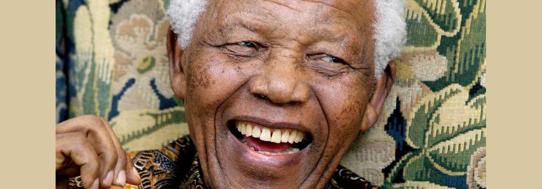 Nelson mandela active happy smile physio jail physical activity