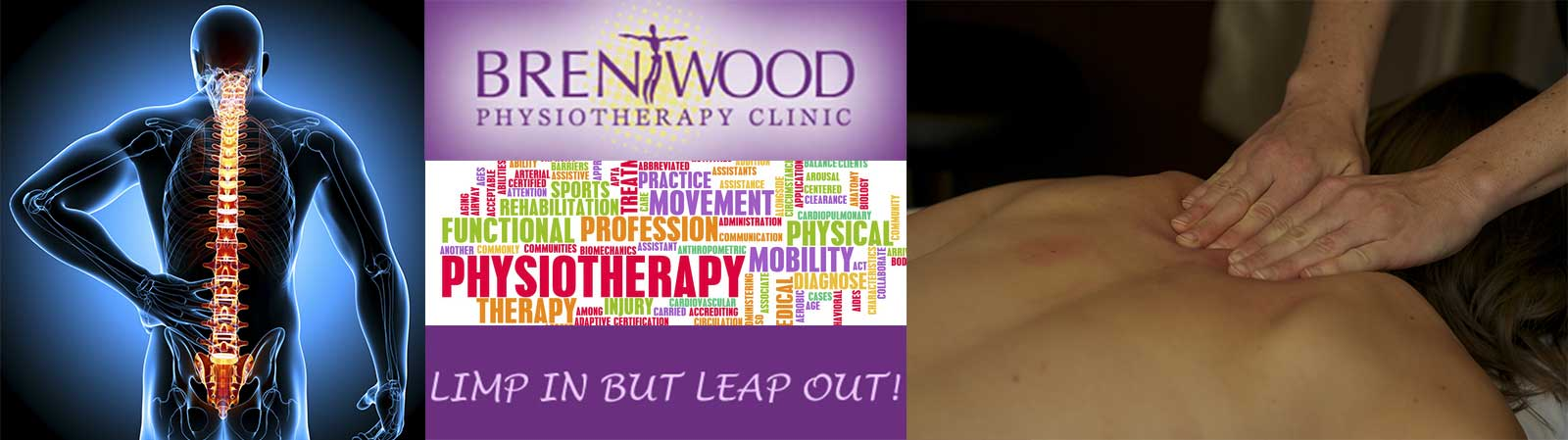 brentwood physio physiotherapy blog back pain limp in and leap out treatment active massage