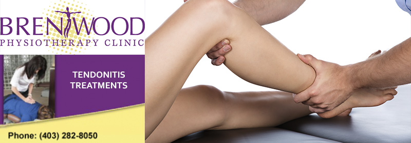 tendonitis treatments inflamed leg fix treat cure
