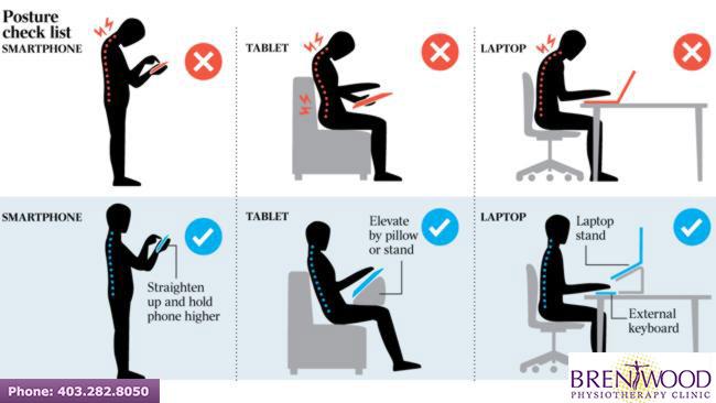 ergonomics tech technology back neck pain